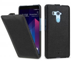 Etui do na HTC U11+ - UltraSlim, czarny - B07BFD49XG