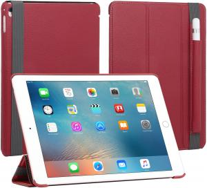 "Etui  Apple iPad Pro 9.7"" - Couverture + Pen, red - B01DBYUGWS"