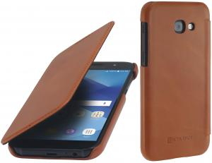 Etui  Samsung Galaxy A5(2017) - Book, brown - B01NCS5860