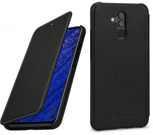 Etui do na Huawei Mate 20 Lite - Book, czarny - B07K128C33