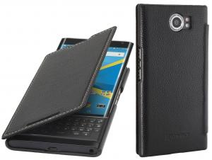 Etui do na Blackberry PRIV - Book, czarny - B017BGCNP0