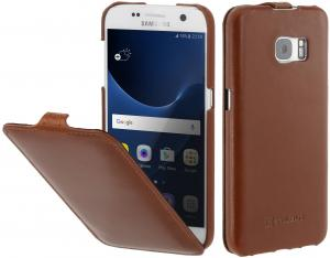 Etui  Samsung Galaxy S7 - UltraSlim, brown - B01D39JTQA