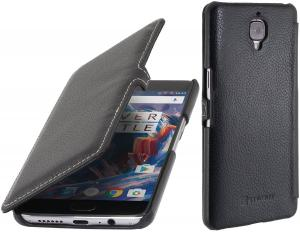Etui  OnePlus Two - UltraSlim Book, black - B013K129FO