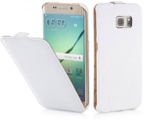 Etui do na Samsung Galaxy S6 Edge - UltraSlim, czarny - B00UBYINJU
