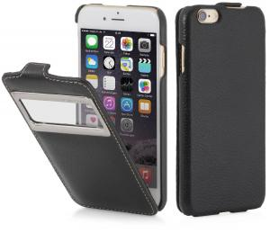 "Etui  Apple iPhone 6 / 6S 4.7"" - UltraSlimO, black carbo - B00P169H7A"