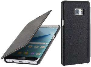 Etui  Samsung Galaxy NOTE 7 - Book, black - B01KI0RIU6