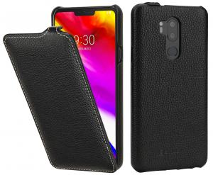Etui do na LG G7 ThinQ - UltraSlim, czarny - B07DCN682K
