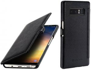 Etui do na Samsung Galaxy Note 8 - UltraSlim Book, czarny - B075JKB6T7