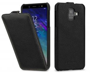 Etui do na Samsung A6 Plus (2018) - UltraSlim, black - B07FTHNKJJ
