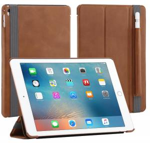 "Etui do na Apple iPad Pro 9.7"" - Couverture + Pen, brązowy - B01DBYUIAS"